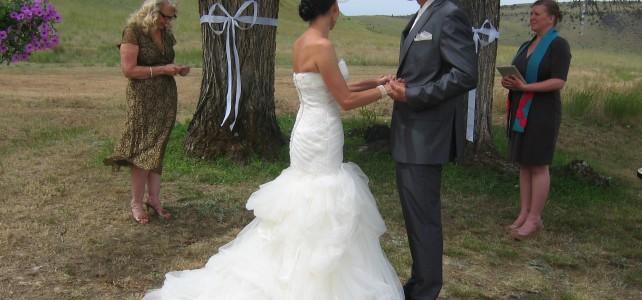 Summer Solstice Wedding Ceremony