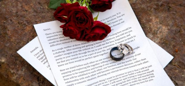 Personalized Vows – Done for You!